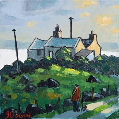 Lot 124 - James Downie (British 1949-)