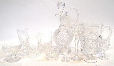 Lot 114 - Waterford cut glass service