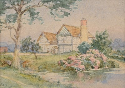 Lot 14 - Frederick James Knowles (British 1874-1931)