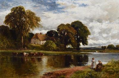 Lot 6 - English School (19th century)