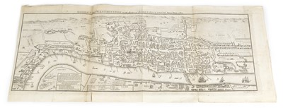 Lot 53 - Wallis (John) London and Westminster in the Reign of Queen Elizabeth Anno Dom. 1563.