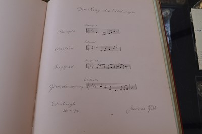 Lot 68 - Three Autograph Books with Over 100 signatures dating from 1880-1930