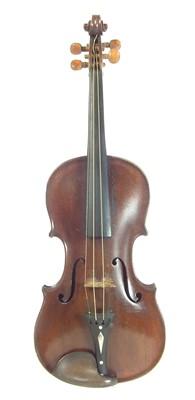 Lot 88 - Amati pattern violin