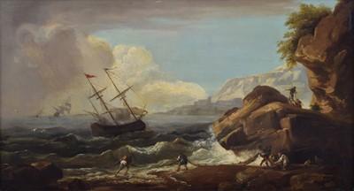 Lot 20 - Circle of Thomas Luny (British 1759-1837)