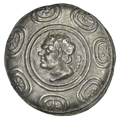 Lot 6 - Kingdom of Macedon, Antigonos II Gonatas AR Tetradrachm.
