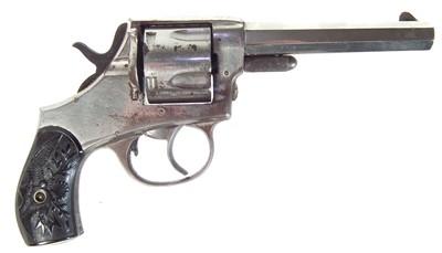 Lot Ivor Johnson American Bull Dog .442 / 0.44 Webley revolver