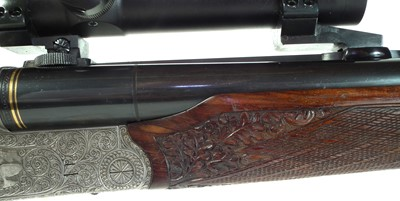 Lot Krieghoff Drilling 30-06 / double 12 bore LICENCE REQUIRED