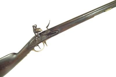 Lot 285 - Flintlock musket