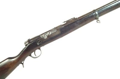 Lot 267 - Steyr Kropatschek bolt action rifle