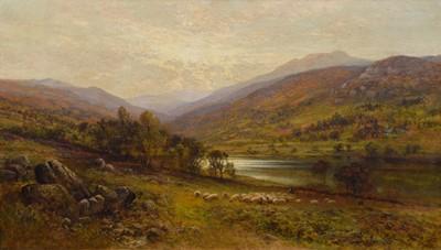 Lot 10 - Alfred Augustus Glendening (British 1840-1921)