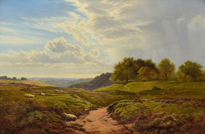 Lot 8 - Arthur Gilbert (British 1819-1895)