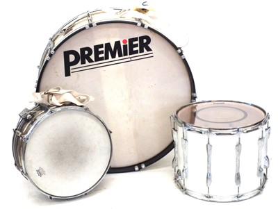 Lot 96 - Three drums