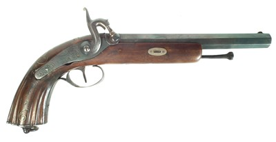 Lot 210 - French percussion pistol