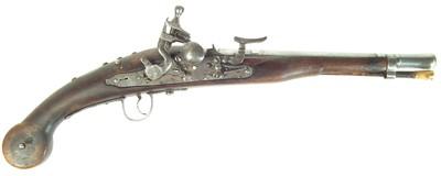 Lot 232 - North African Snaphaunce pistol