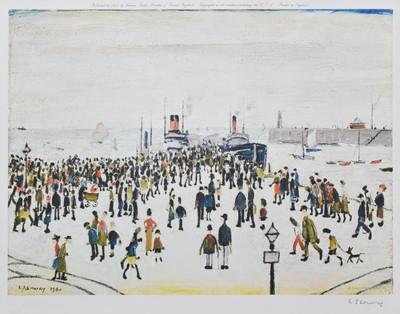 Lot 76 - L.S. Lowry R.A. (British 1887-1976)