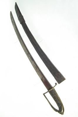 Lot 12 - Short sword