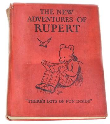 Lot 117 - Rupert Annual, 1936