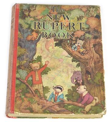 Lot 116 - Rupert Annual, 1938