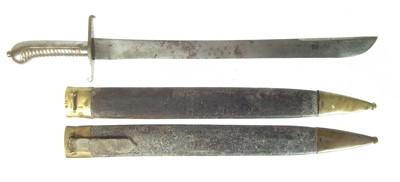 Lot 50 - German 1845 Infantry Pioneers short sword