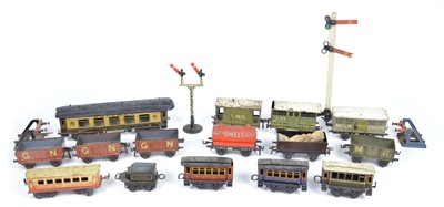 Lot 30 - Rolling Stock and Signals