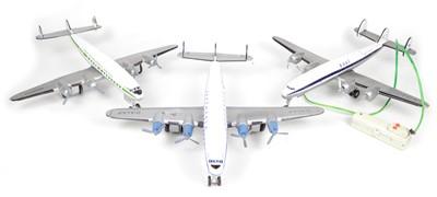 Lot 76 - Three Toy Planes