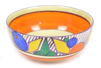 Lot 121 - Clarice Cliff 'Fantasque' bowl