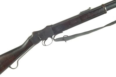 Lot 259 - Martini Henry .577 /450 MkIV rifle