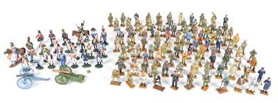 Lot 105 - Del Prado Collection Soldiers