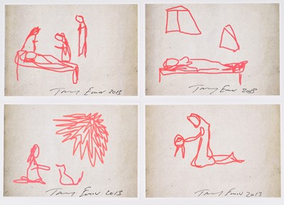 Lot 47 - Tracey Emin (British 1963-)