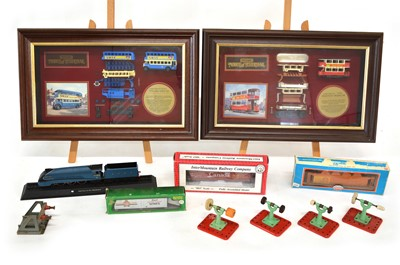 Lot 29 - Collection of Models, Rolling Stock and Mamod Grinders