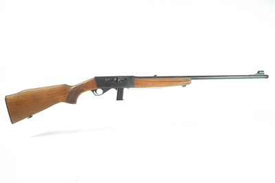 Lot Anschutz model 520 .22lr semi auto rifle LICENCE REQUIRED