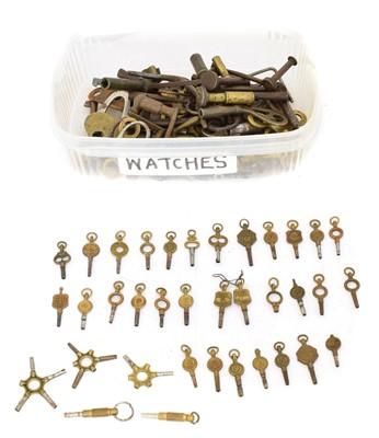 Lot 112 - Watch/clockmakers interest
