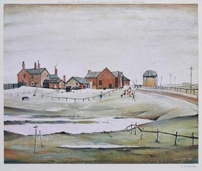 Lot 52 - L.S. Lowry R.A. (British 1887-1976)