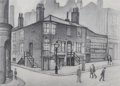 Lot 208 - L.S. Lowry R.A. (British 1887-1976)