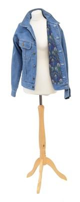 Lot 22 - A Liberty & Co. denim jacket