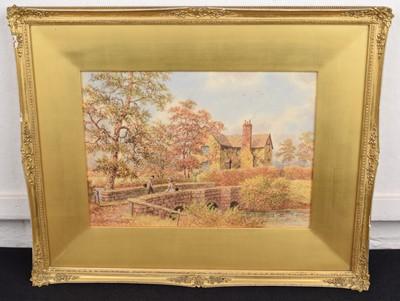 Lot 68 - Albert Dunington (British 1860-1928)