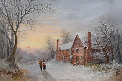 Lot 79 - Walter Reeves of Handsworth (exh. 1882-1900)