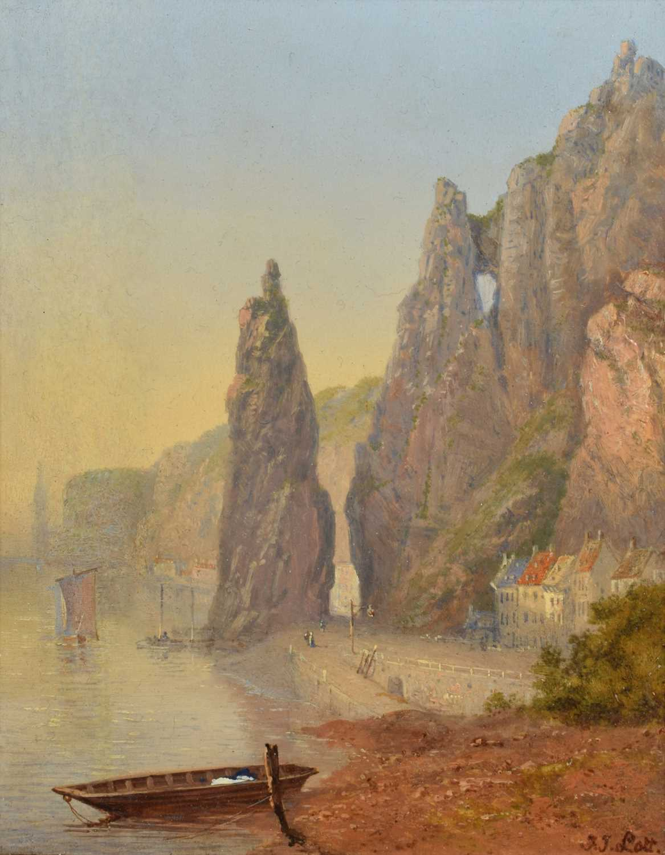 Lot 8 - Frederick Tully Lott (fl.1852-1879)