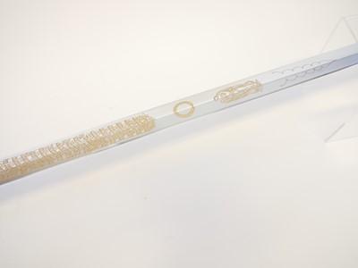 Lot 31 - Wilkinson 1945 - 1995 Commemorative sword