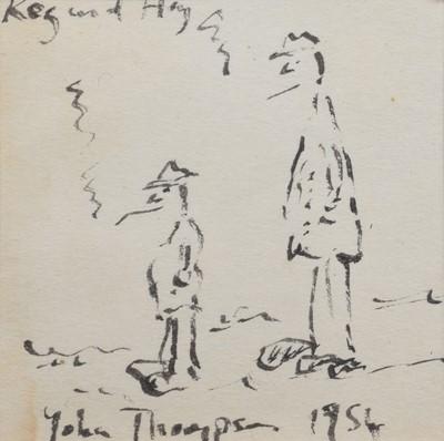Lot 16 - John Thompson (British 1924-2011)
