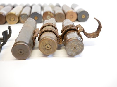 Lot 117 - Collection of 20mm shells and cases