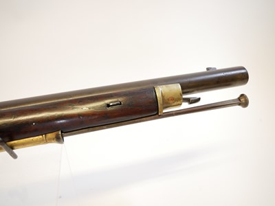 Lot 288 - Rare East India Company musket