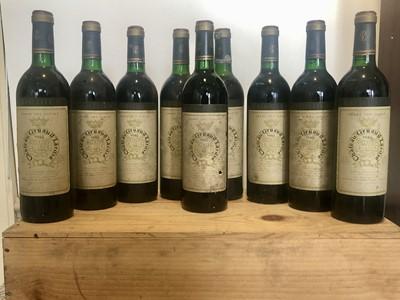 Lot 23 - 9 bottles (In OWC) Chateau Gruaud Larose Grand Cru Classe St Julien 1985