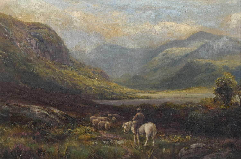 Lot 60 - William Lakin Turner (British 1867-1936)