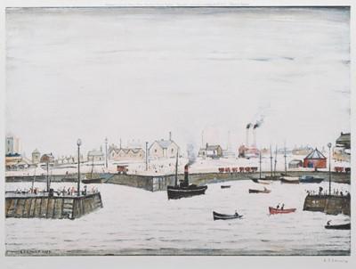 Lot 63 - L.S. Lowry R.A. (British 1887-1976)