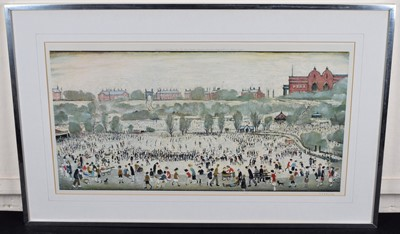Lot 81 - L.S. Lowry R.A. (British 1887-1976)