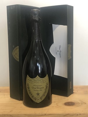 Lot 65 - 1 bottle Champagne 'Dom Perignon' vintage 1996
