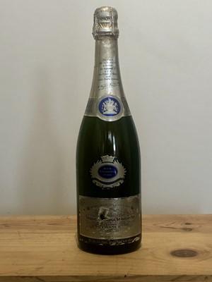 Lot 67 - 1 Bottle Vintage Champagne Brut Veuve Clicquot Ponsardin Royal Celebration Cuvee 1975