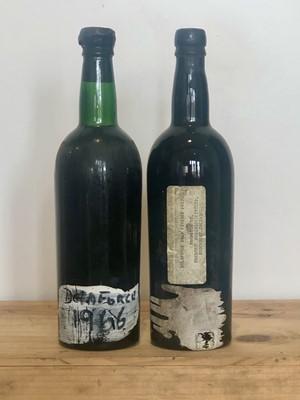 Lot 82 - 2 Bottles Vintage Port