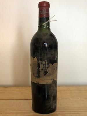 Lot 34 - 1 Bottle Chateau Lafite Rothschild Premier Grand Cru Classe Pauillac 1952